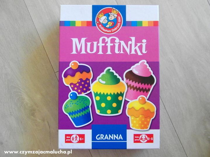 muffinki dla dzieci