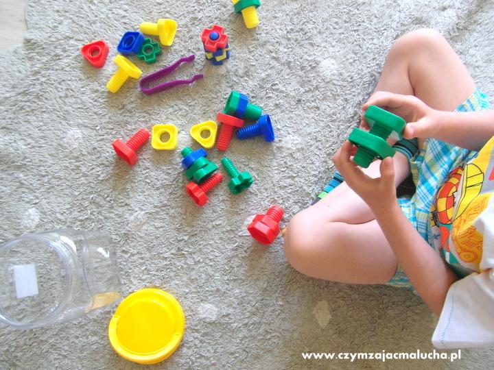 rozwijające zabawy z dzieckiem