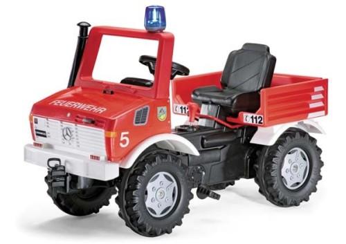 wóz strażacki dla dzieci do jeżdżenia