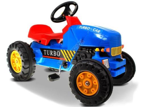 traktor dla dzieci do jeżdżenia