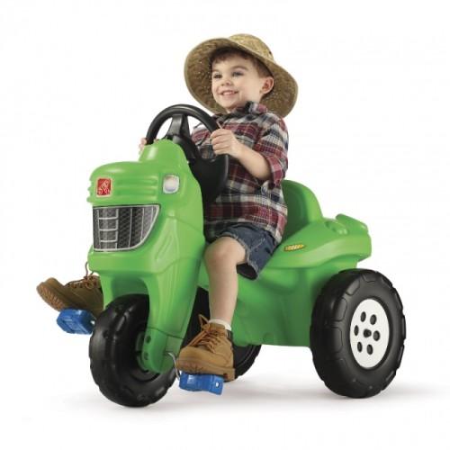 traktor trójkołowy