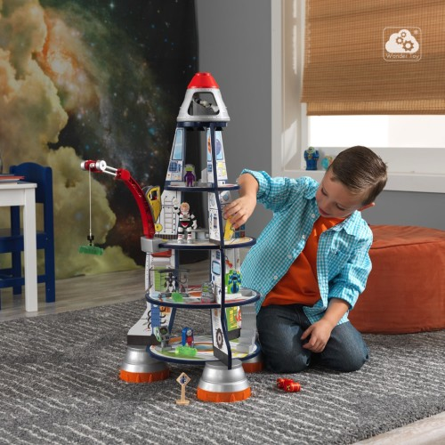 rakieta dla dzieci