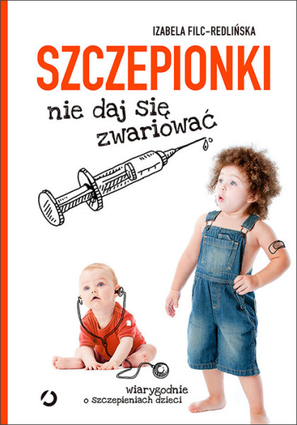 książka o szczepionkach opinia
