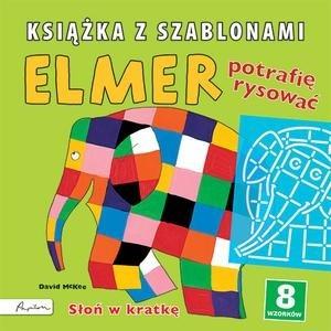 książka z szablonami