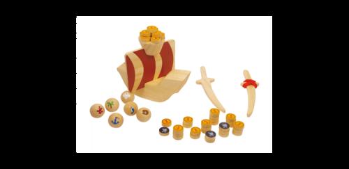drewniana gra dla dzieci