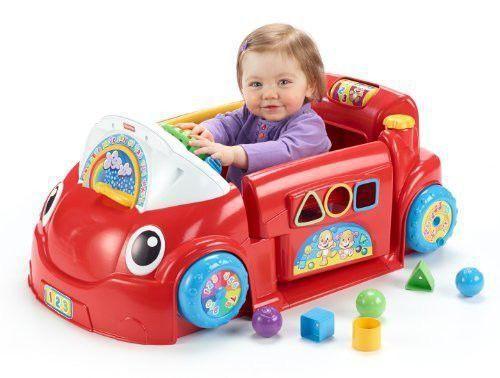 prezent na roczek samochód