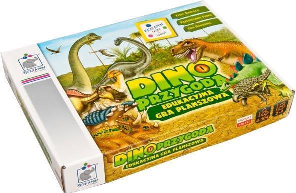 gra z dinozaurami