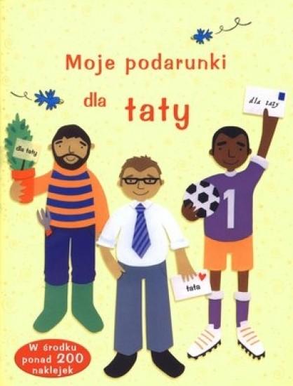 książki dla dzieci o tacie