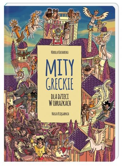 mity greckie w obrazkach