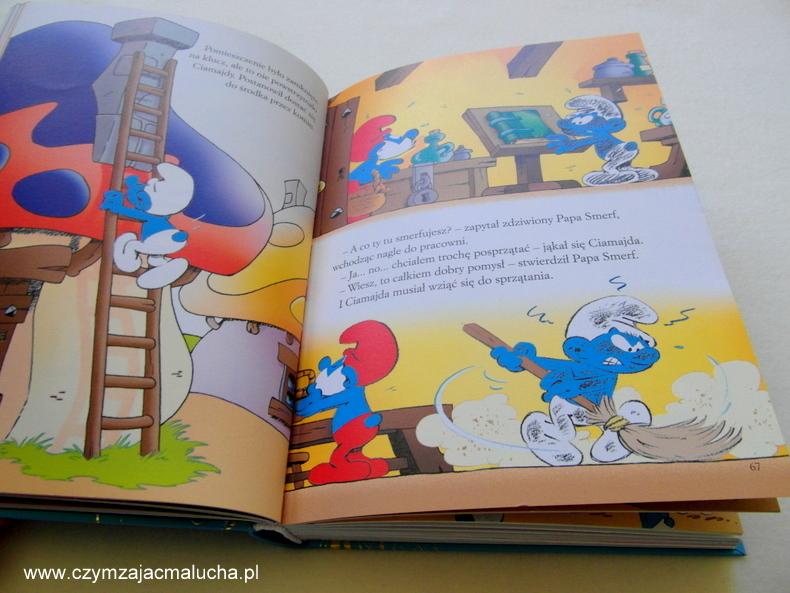 smerfy książka 3
