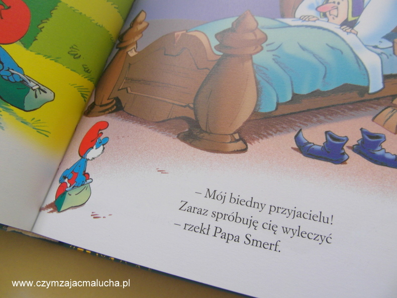 smerfy książka 5