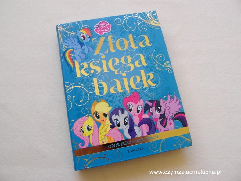 złota księga bajek pony