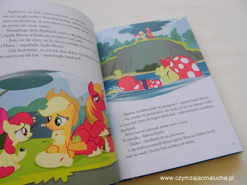 złota księga bajek kucyki pony