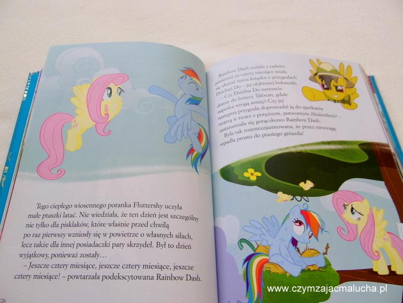 kucyki pony książka 4