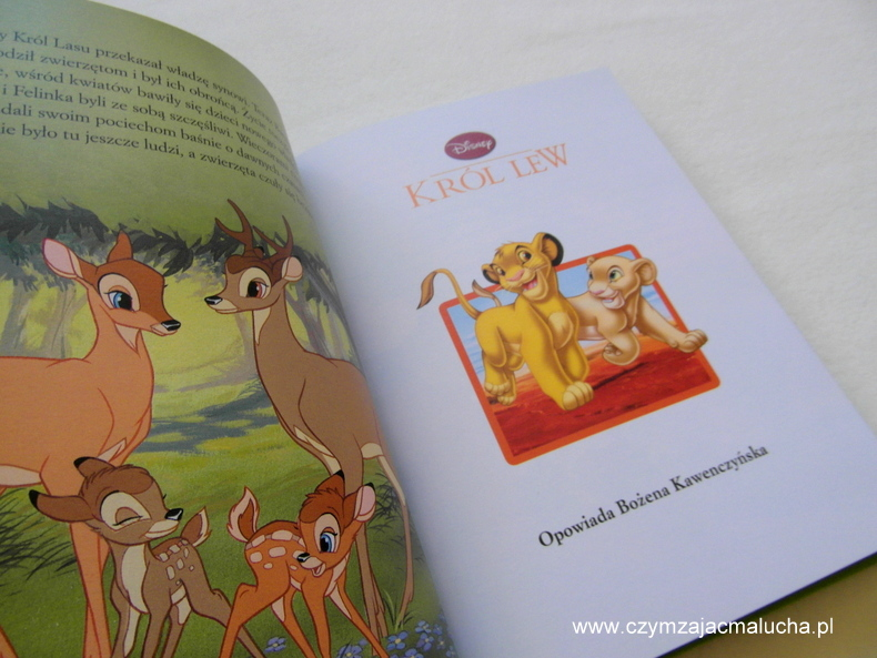 bambi książka